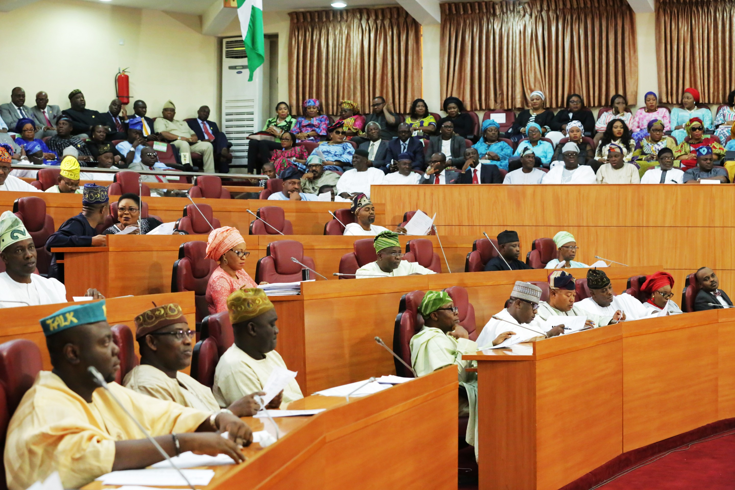 LAGOS ASSEMBLY PASSES REGULATION ON STAMP DUTY