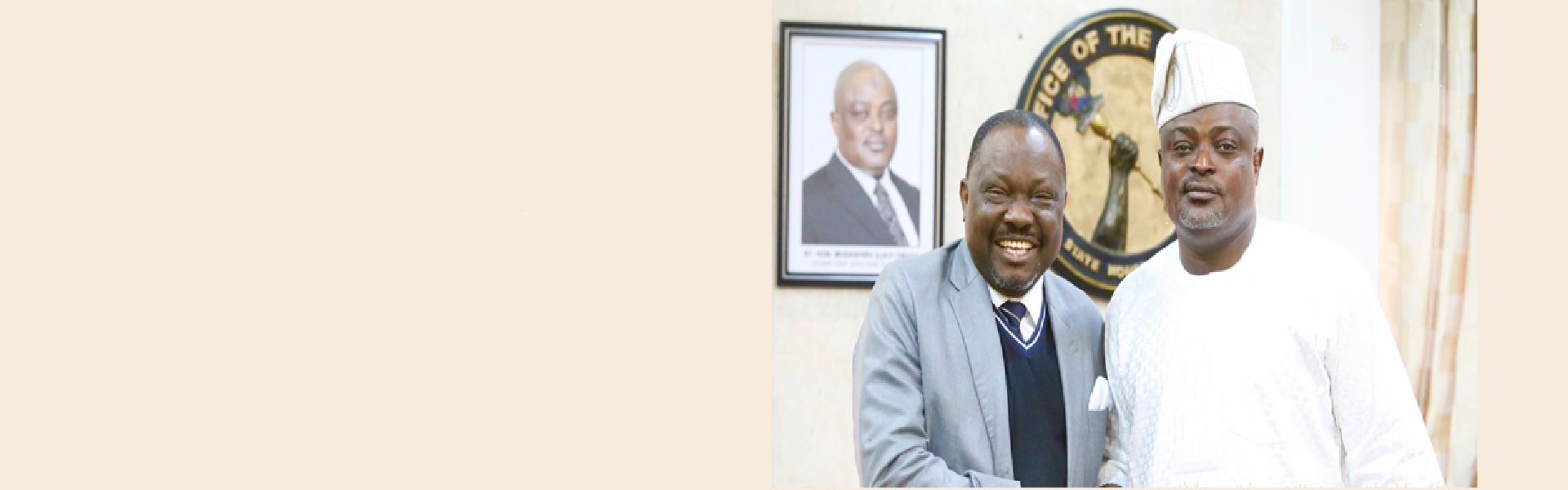 Lagos Speaker Obasa Hosts His Edo Counterpart