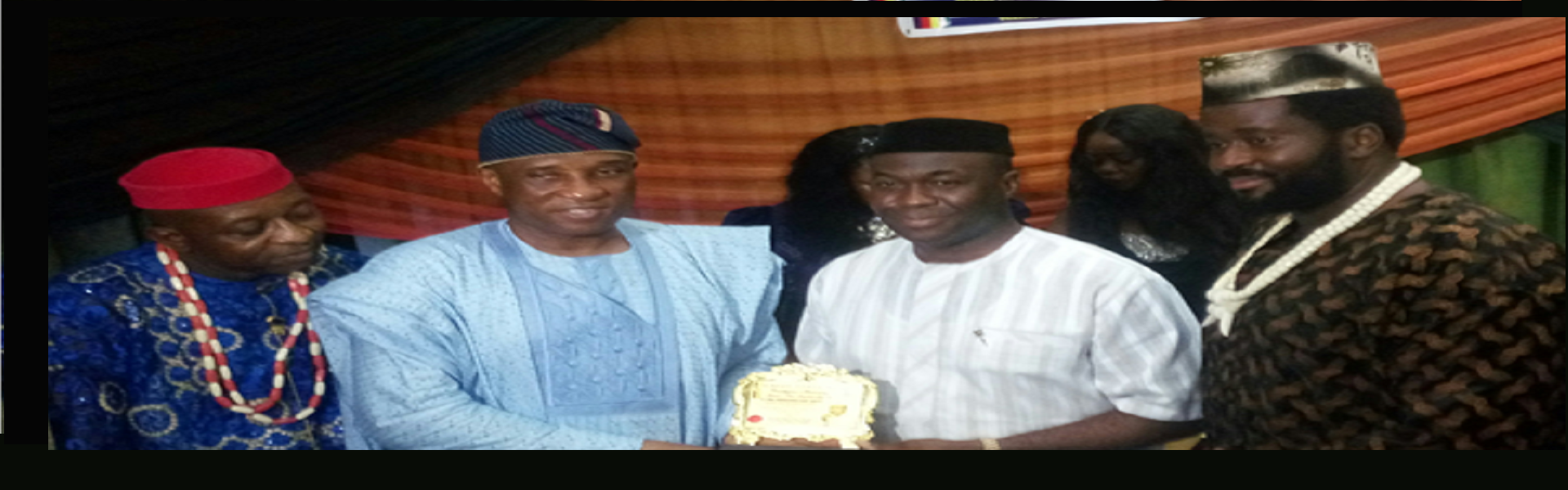 Lagos @50: Igbo Community Honours Lagos Speaker, Obasa