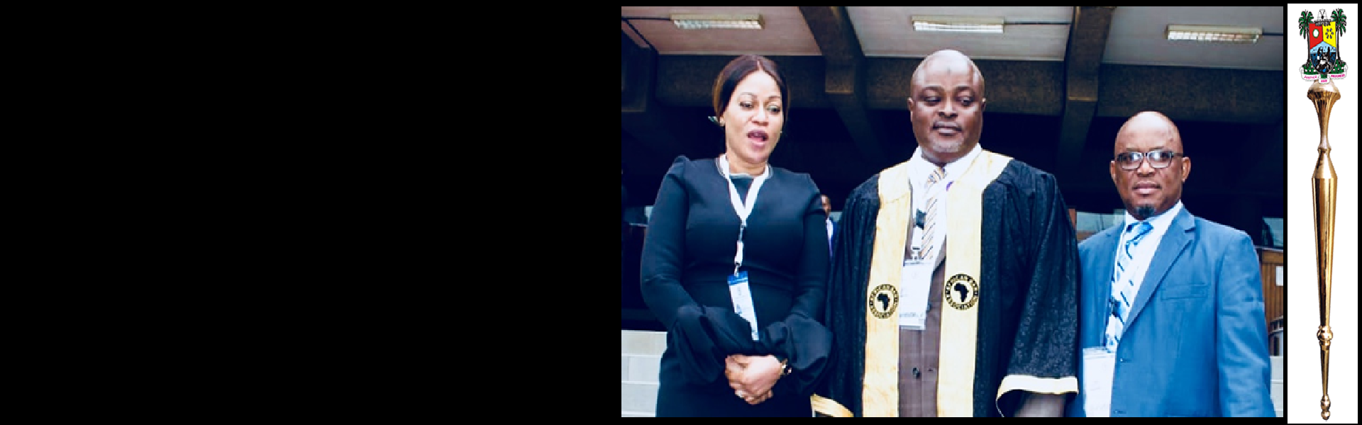 Photo News: Africa Bar Association Honours Obasa