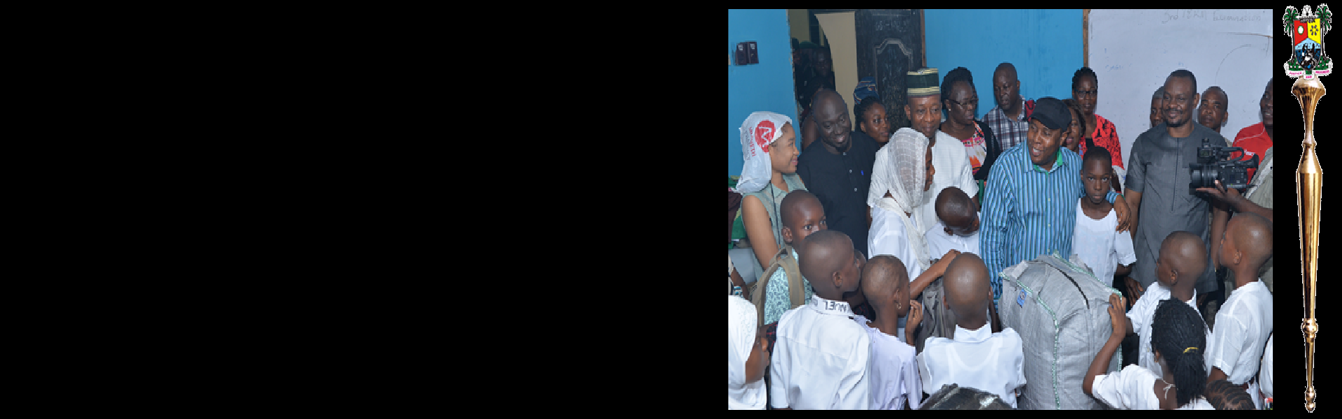 Lagos Lawmaker Donates To Model College, Calls For Education Support By Corporate Organizations