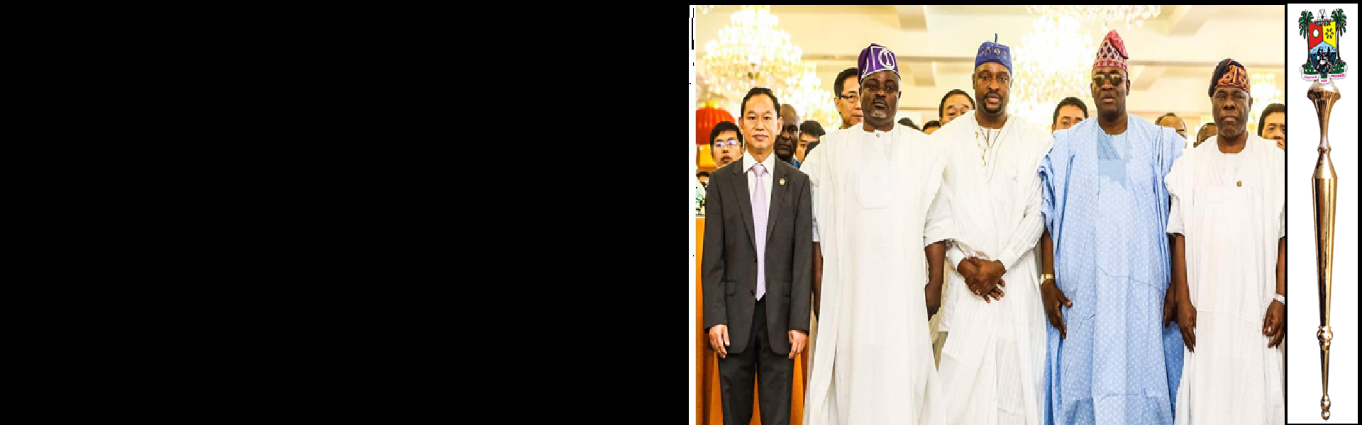 Photos: Lagos Speaker, Obasa, Consul, German & Chinese Embassies Lagos At China 68th Anniversary
