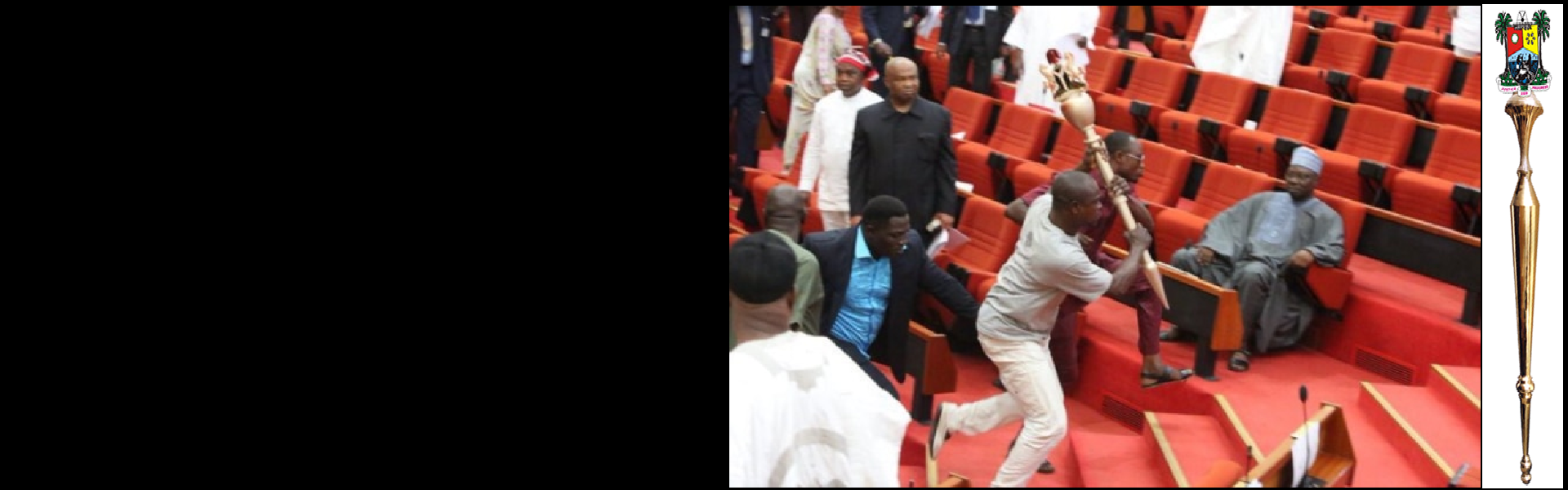 Lagos Assembly Writes Senate Over Mace Theft -Calls For Proper Investigations