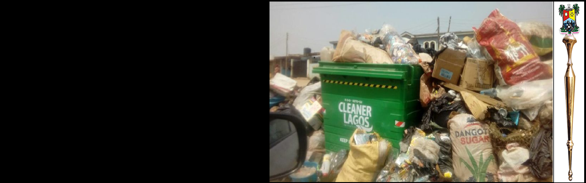 Lagos Assembly Summons Three Commissioners Over Mounting Refuse