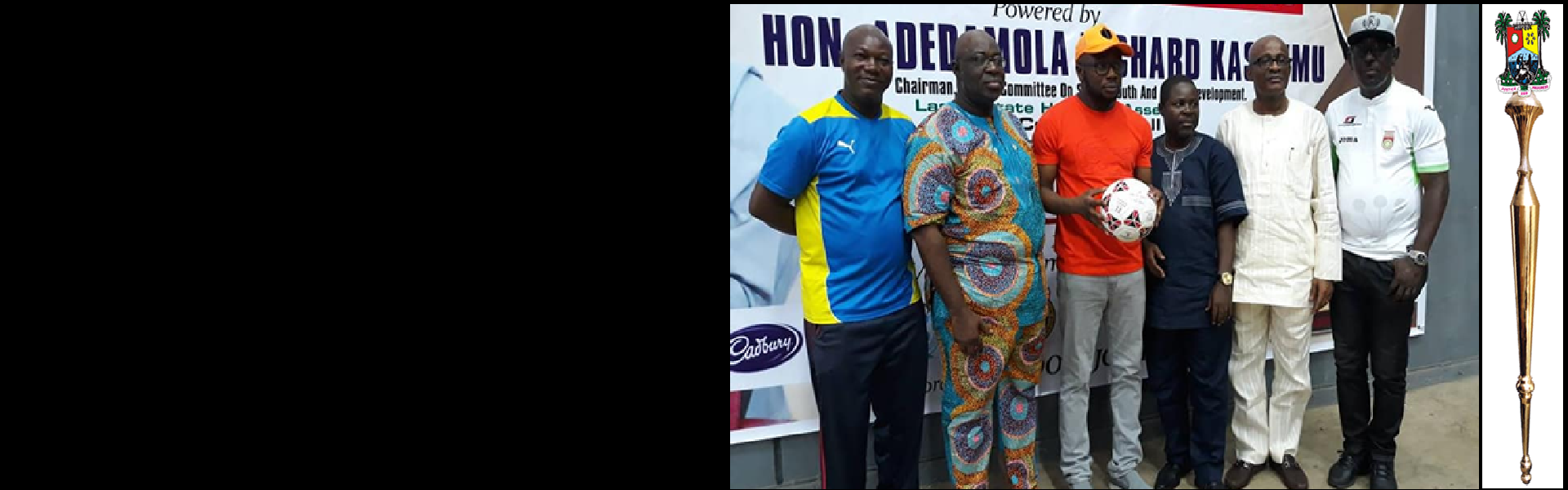 Sports Is Tool For Youth Development - Kasumu