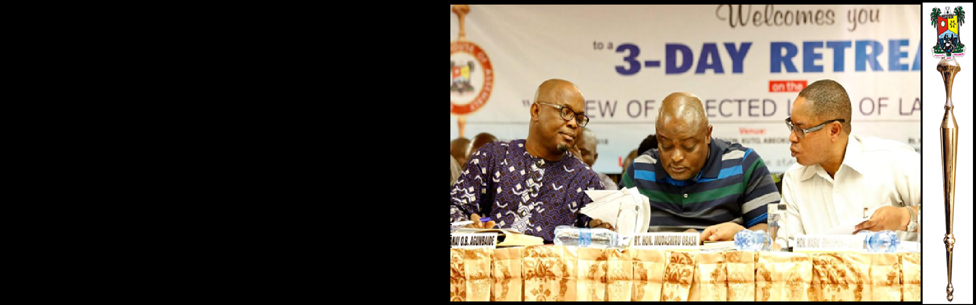 Lagos Lawmakers Set To Review Environmental Law, Nine Others