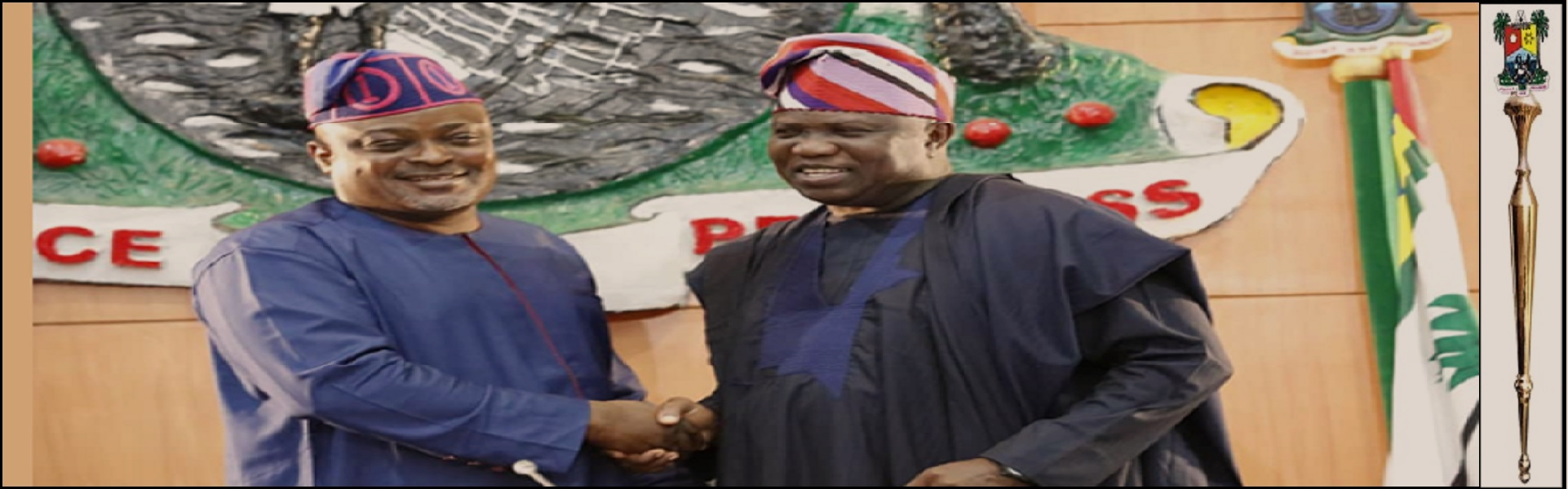 Ambode Presents N852.3bn 2019 Budget Estimate To Lagos Assembly