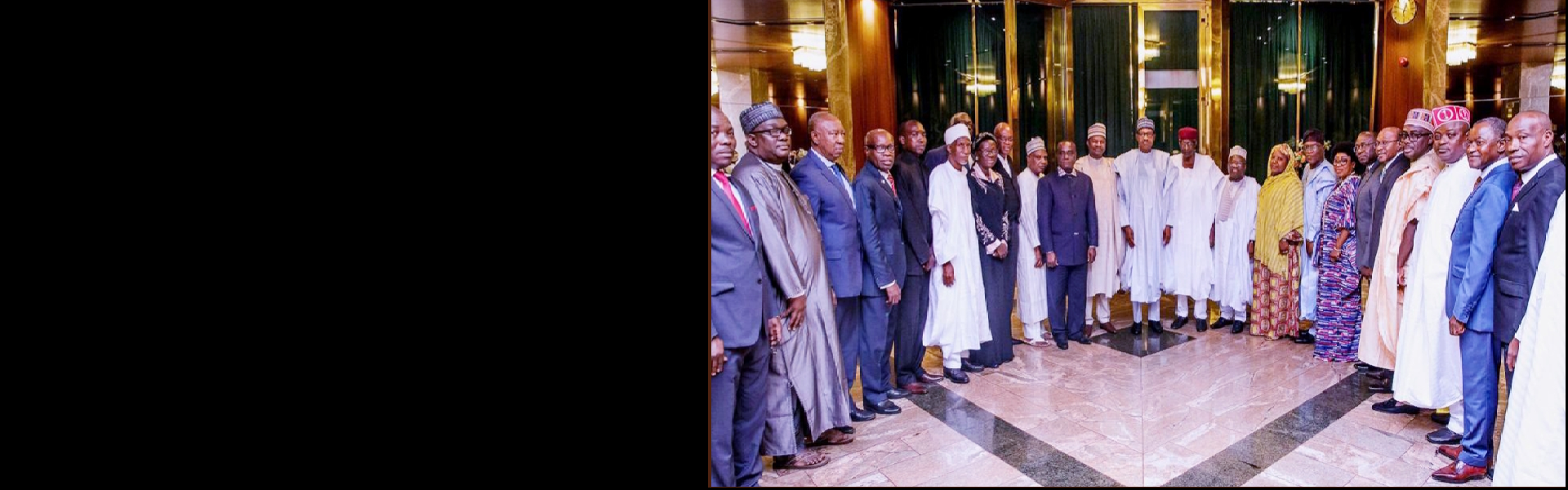 Obasa At Aso Rock As State Legislature, Judiciary Autonomy Implementation Committee Submits Report To Buhari