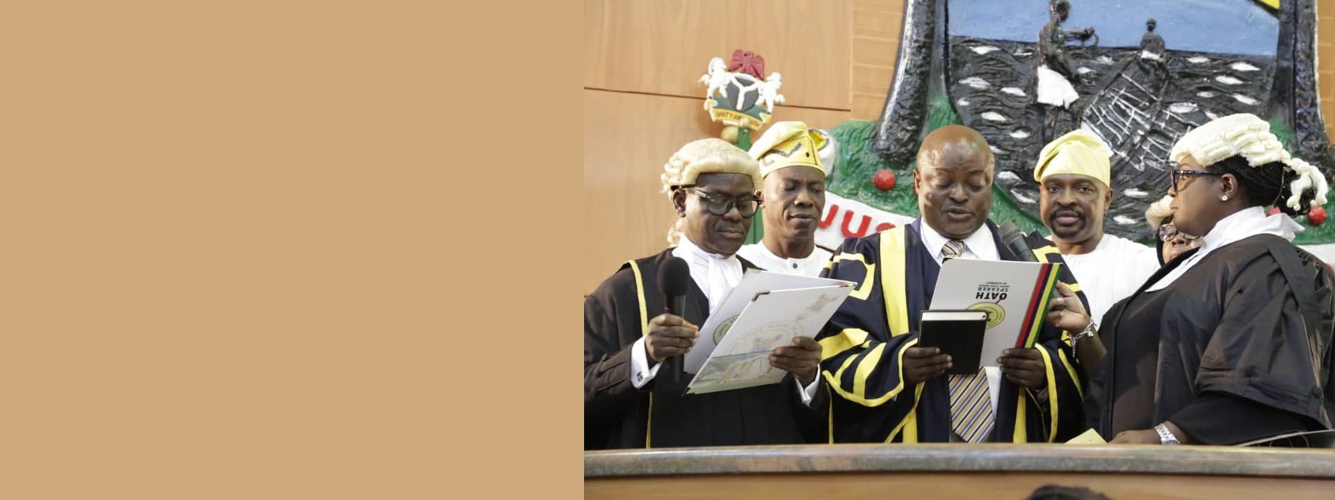 9th Lagos Assembly: Obasa Reelected Speaker
