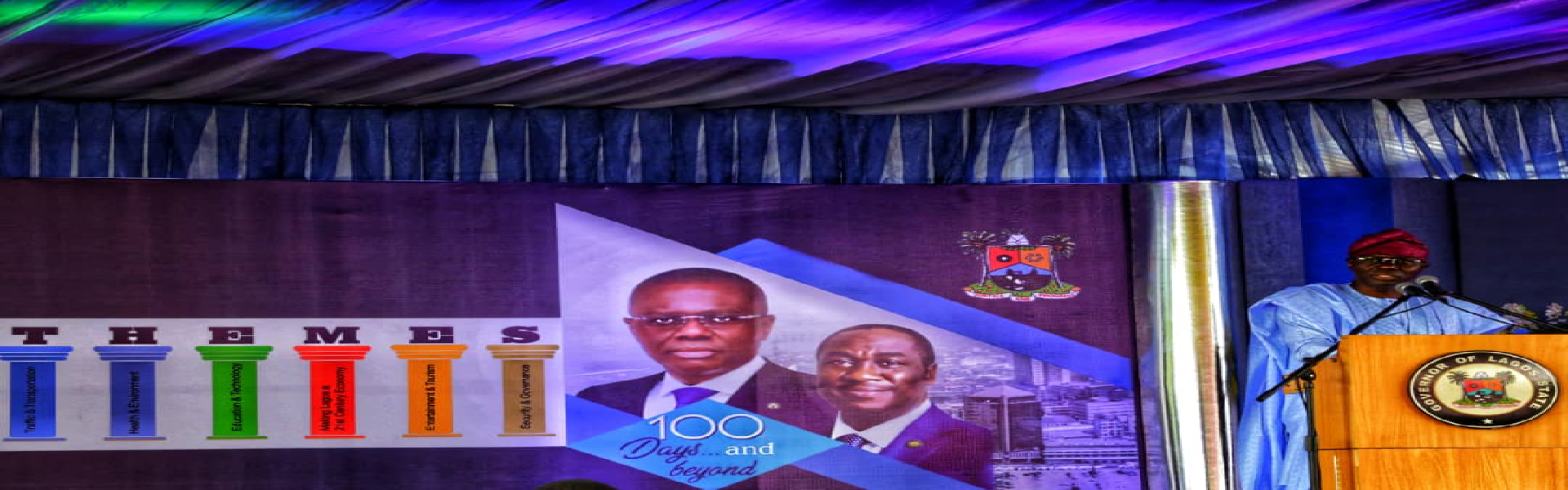 Lagos Assembly Commends Sanwo-Olu Over Achievements In 100 Days