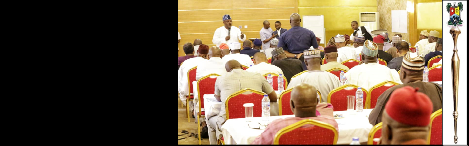 Obasa Advises Colleagues On Efficient, Effective Service Delivery.