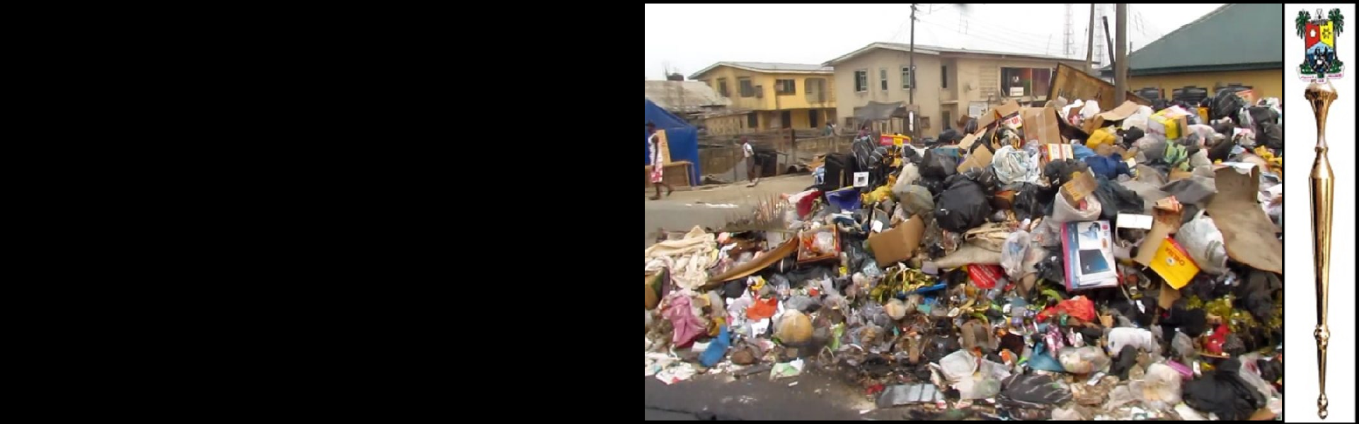 LAGOS LAWMAKERS SEEK PROSECUTION OF INDISCRIMINATE REFUSE DUMPING OFFENDERS