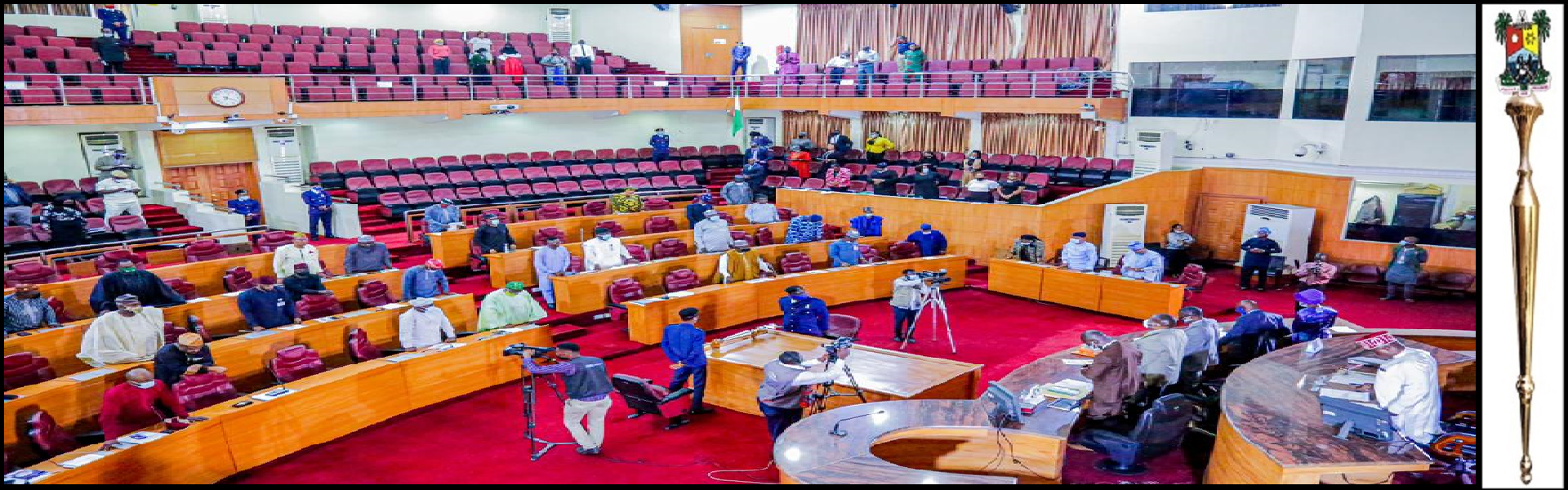 It Is Time To Have State Police – Lagos Assembly Tells Buhari, National Assembly Over EndSARS Violence ·Sets Up Committee To Meet Victims, review situation ·Commiserates with Governor Sanwo-Olu, others